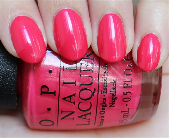 OPI A Definite Moust-Have Review & Swatches