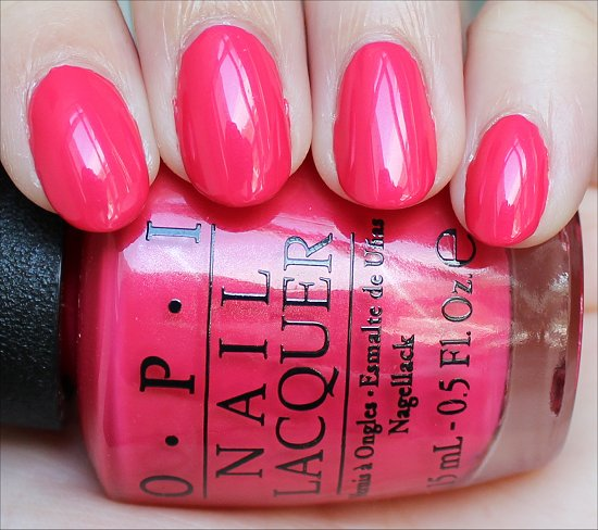 OPI A Definite Moust-Have Swatch & Review