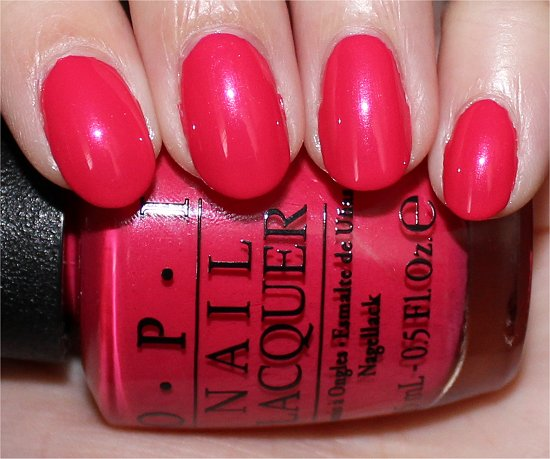 OPI A Definite Moust-Have Swatch