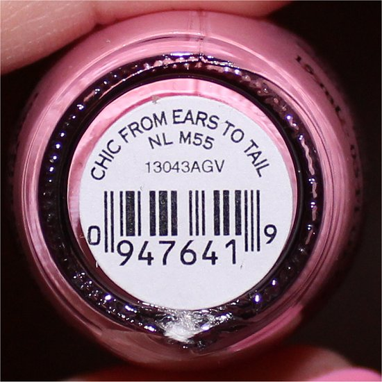 OPI Chic from Ears to Tail Pictures