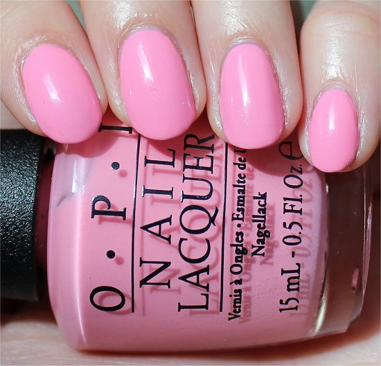 OPI Chic from Ears to Tail Review & Swatch