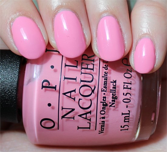 OPI Chic from Ears to Tail Review & Swatches