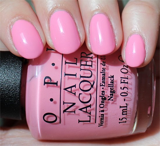 OPI Chic from Ears to Tail Swatch & Review