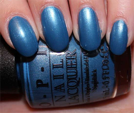 OPI Dining Al Frisco Swatches & Photos