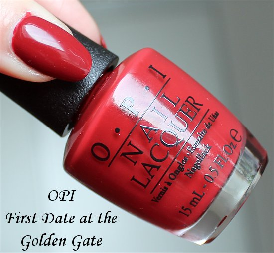 OPI First Date at the Golden Gate Pictures