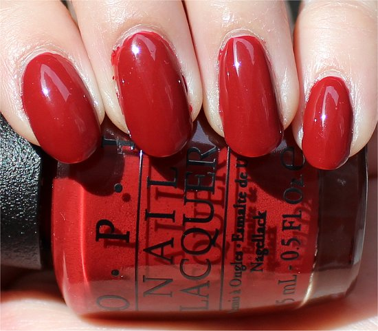 OPI First Date at the Golden Gate Review & Swatch