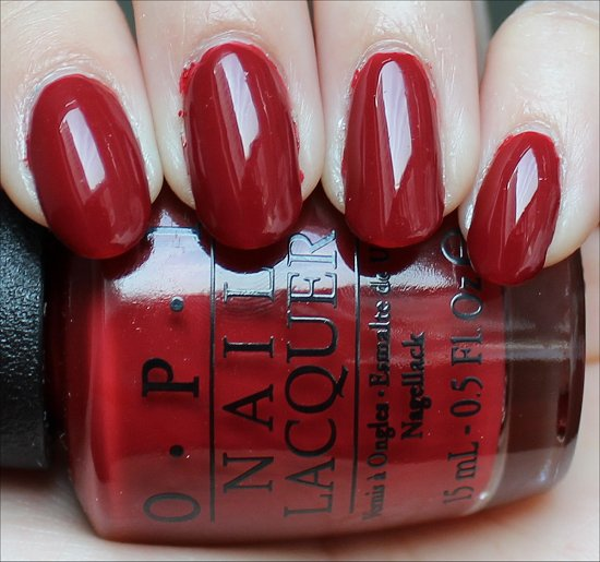 OPI First Date at the Golden Gate Swatch, Photos & Review
