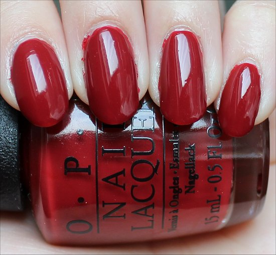 OPI First Date at the Golden Gate Swatch, Pictures & Review