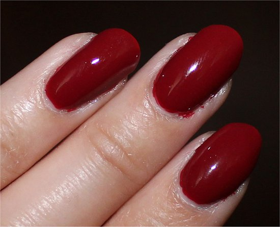 OPI First Date at the Golden Gate Swatch & Pictures