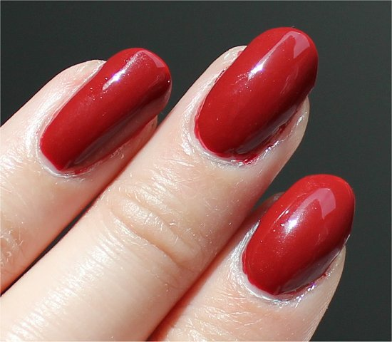 OPI First Date at the Golden Gate Swatch San Francisco Collection Swatches