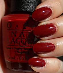 OPI First Date at the Golden Gate Swatches & Review