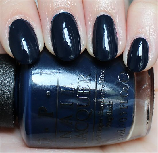 OPI Incognito in Sausalito OPI San Francisco Swatches