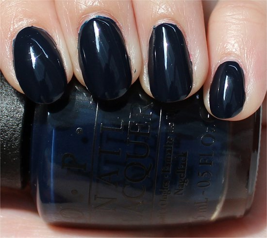 OPI Incognito in Sausalito Pictures