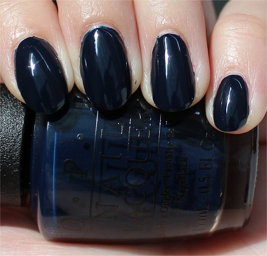 OPI Incognito in Sausalito Review & Swatches