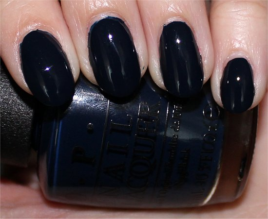 OPI Incognito in Sausalito San Francisco Swatches