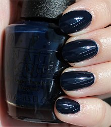 OPI Incognito in Sausalito Swatches & Review