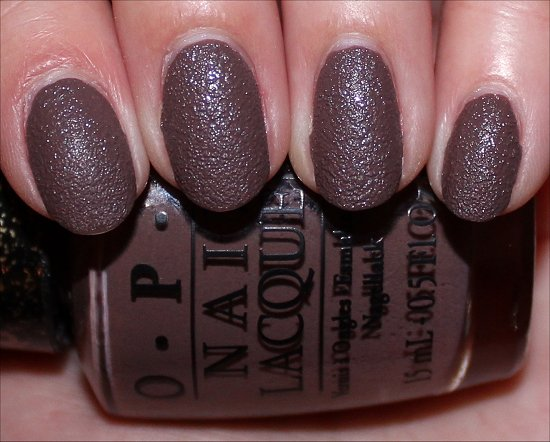 OPI It's All San Andreas's Fault Review, Swatches & Pictures