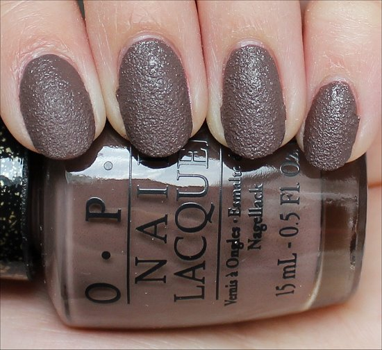 OPI It's All San Andreas's Fault Review & Swatches