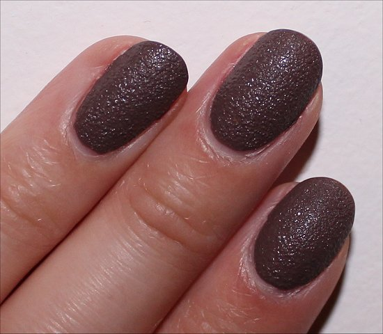 OPI It's All San Andreas's Fault Swatch & Pictures
