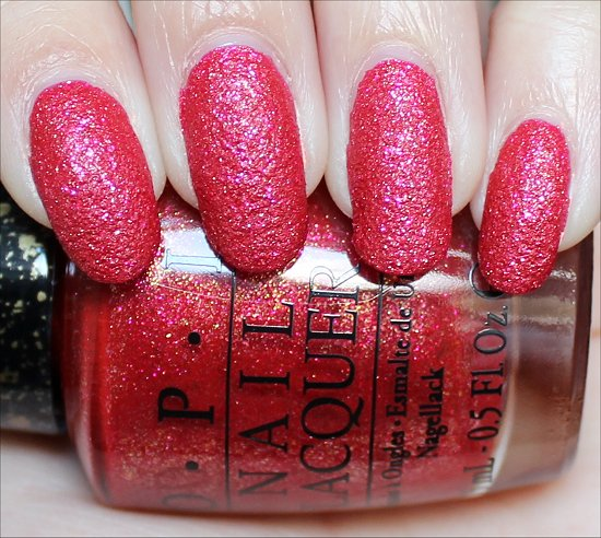 OPI Magazine Cover Mouse Review & Swatch
