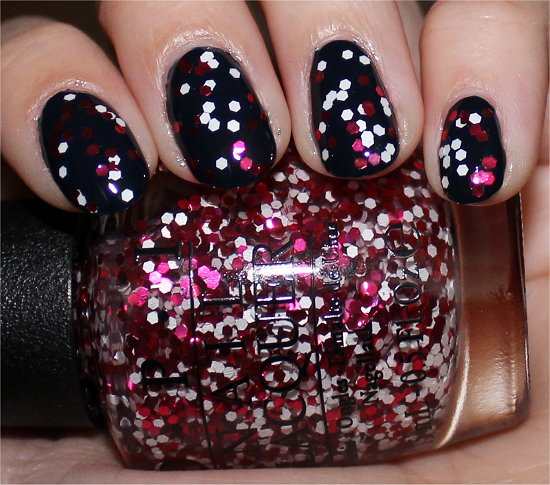 OPI Minnie Style Review, Swatches & Pictures