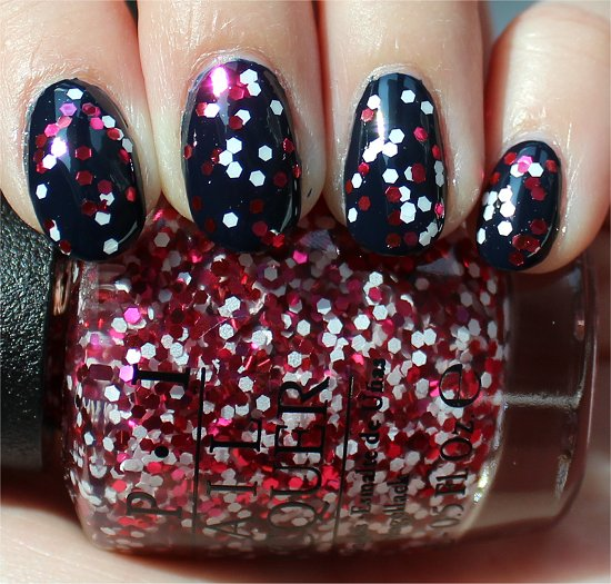OPI Minnie Style Swatch, Review & Pictures