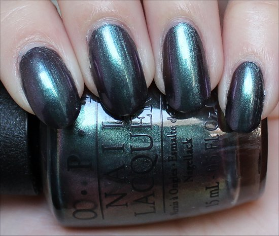 OPI Peace & Love & OPI Review & Swatch