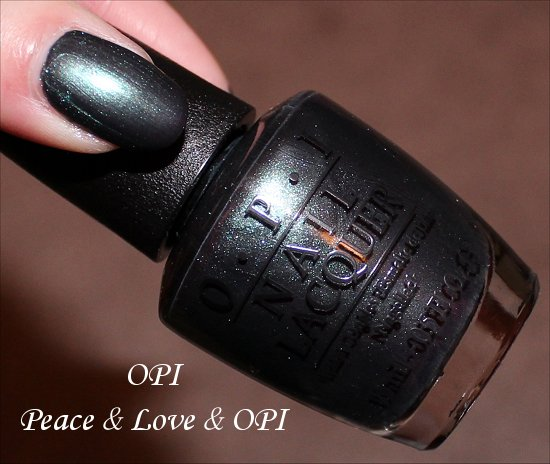 OPI Peace & Love & OPI San Francisco Collection Photos