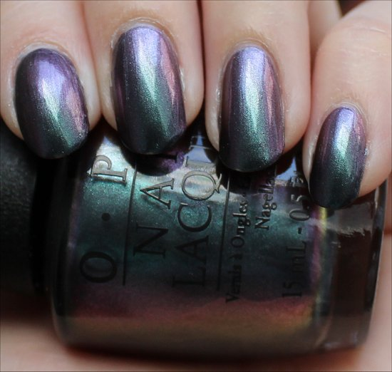 OPI Peace & Love & OPI San Francisco Collection Swatches