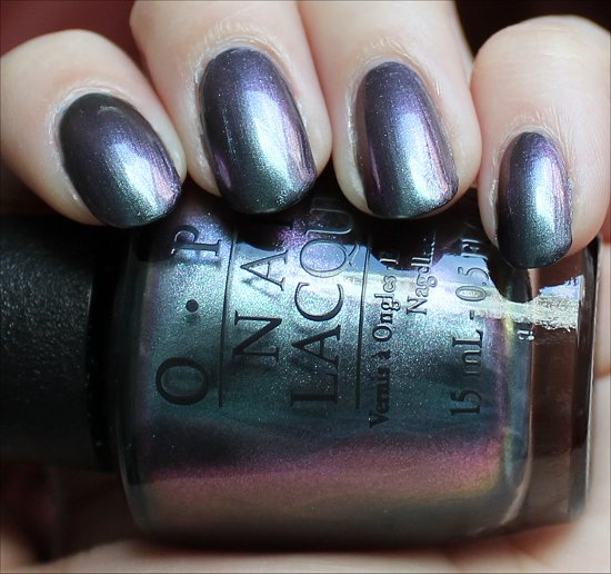 OPI Peace & Love & OPI Swatch & Pictures
