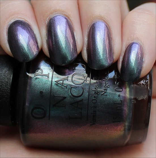 OPI Peace and Love and OPI Swatch