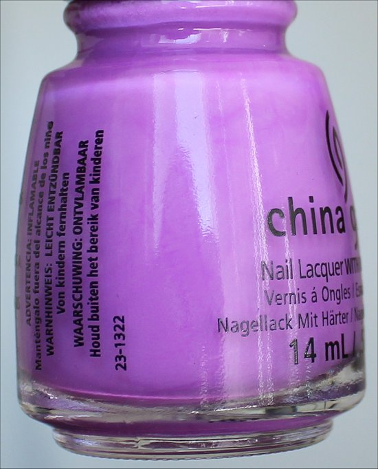 That's Shore Bright China Glaze Sunsational Collection Photos