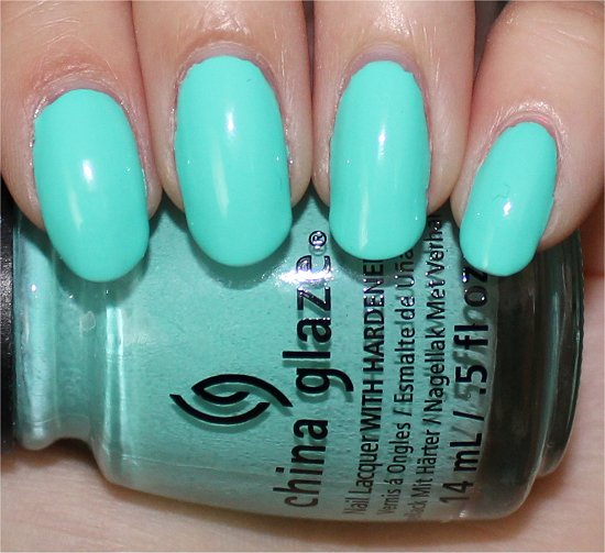 Too Yacht to Handle China Glaze Sunsational Collection