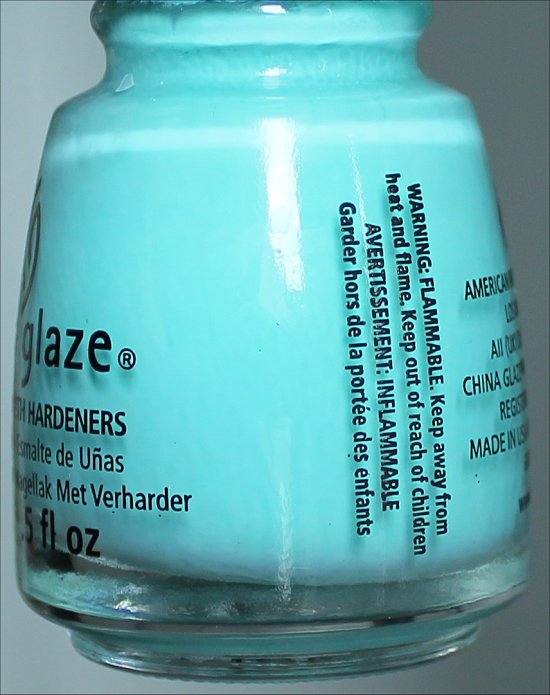 Too Yacht to Handle China Glaze Sunsational