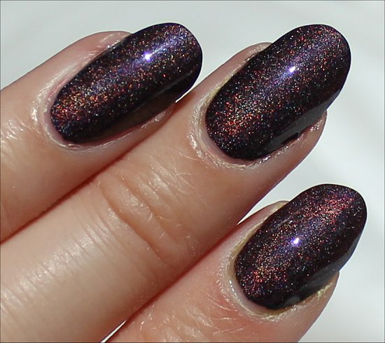 A England Sleeping Palace Holo Nail Polish