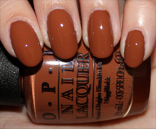 A-Piers to Be Tan by OPI San Francisco