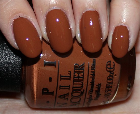 A-Piers to Be Tan by OPI