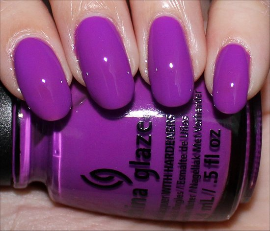 China Glaze Are You Jelly Review, Swatches & Pictures