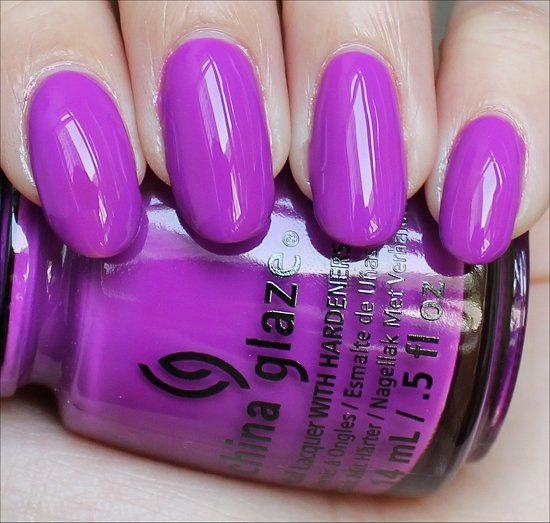 China Glaze Are You Jelly Review & Swatches