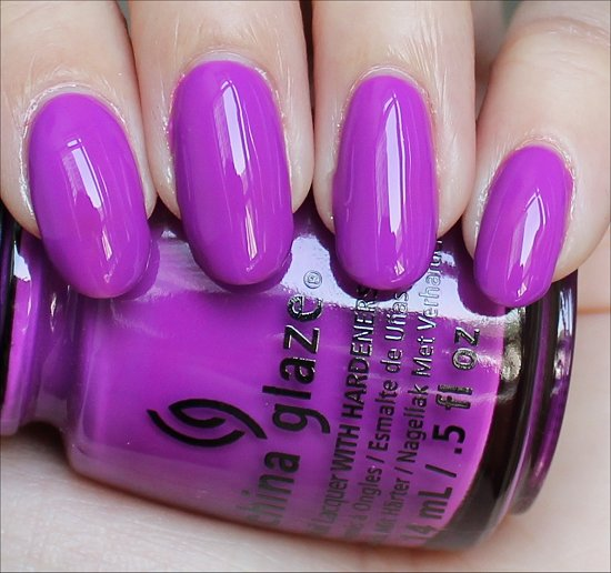 China Glaze Are You Jelly Swatch & Review