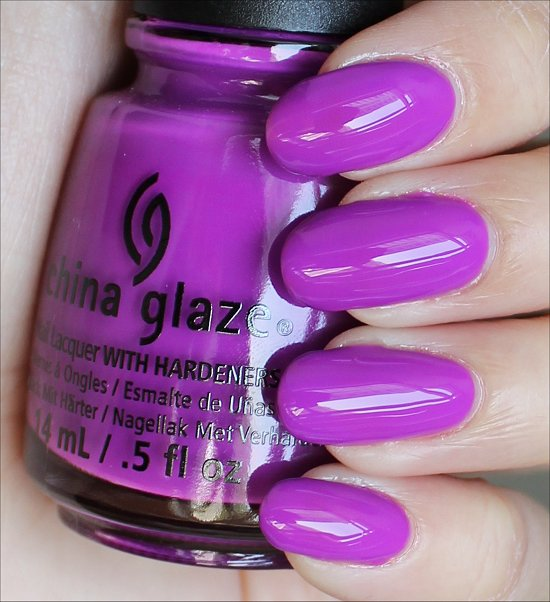 China Glaze Are You Jelly Swatches & Review