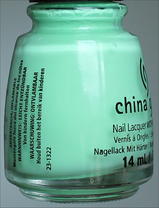 China Glaze Highlight of My Summer Sunsational