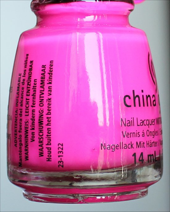 China Glaze You Drive Me Coconuts Sunsational