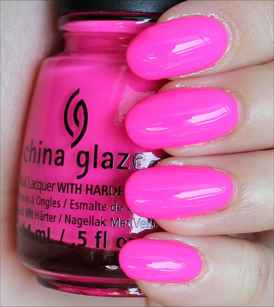 China Glaze You Drive Me Coconuts Swatches & Review