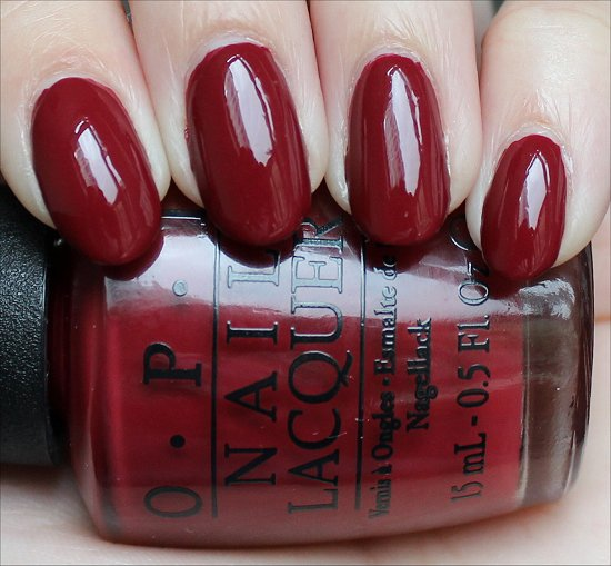 Lost on Lombard OPI San Francisco Swatches