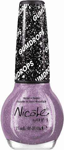 Nicole by OPI I Lilac Gumdrops Nicole by OPI Gumdrops Collection