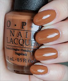 OPI A-Piers to Be Tan Swatches & Review