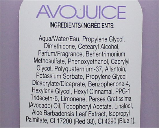 OPI Avojuice Violet Orchid Hand & Body Lotion Ingredients & Review