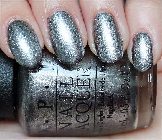 OPI Haven't the Foggiest Review & Swatch