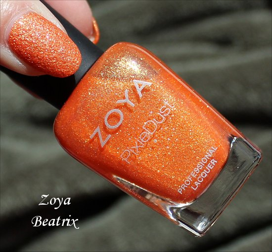 Beatrix Zoya PixieDust Summer Collection